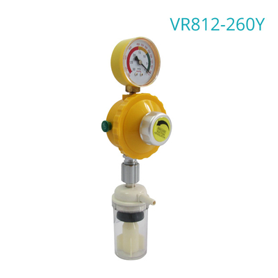 European standard yellow vacuum regulator