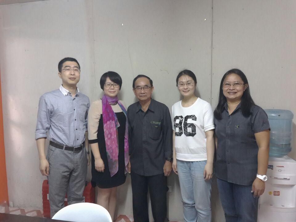 20160316 visit Philippines customer (24)